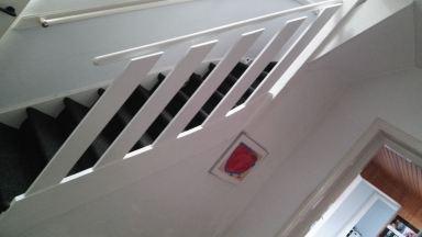 Renovatie trapleuning/spijlen Goirle