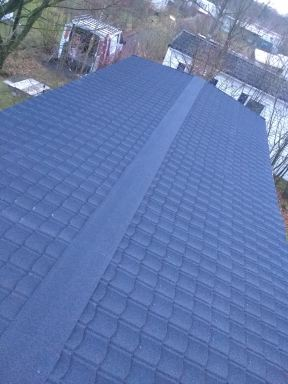 Compleet nieuw waterdicht dak in een dag! #dakpanplaten