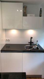 Nieuwe keuken chalet Baarle-Nassau (wasbak,quooker, oven en kastruimte)