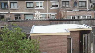 Uitbreiding bestaande schuur Breda