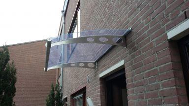 Monteren afdak voordeur Maassluis