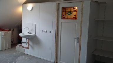 Zolderopbouw Naaldwijk - eindresultaat