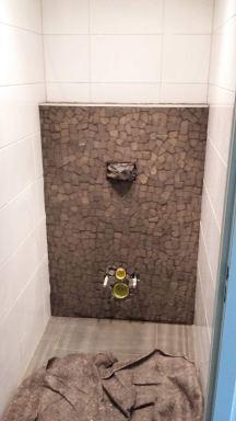 Renoveren Toilet Maassluis - tijdens