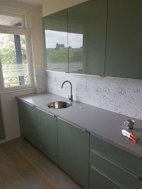 Keuken renovatie Beuningen
