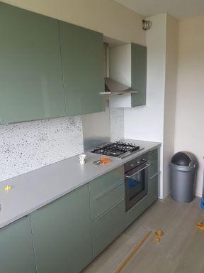 Keuken renovatie Nijmegen