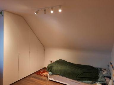 Velux raam plaatsen in Opwijk, kamer één voor de werken