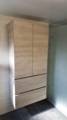 badkamerrenovatie in Veerle-Laakdal