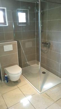 Badkamer renovatie te Destelbergen