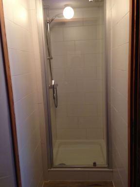 Vernieuwen douche in Gent
