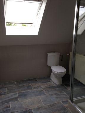 Badkamer renovatie Wondelgem