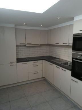 Keuken - en badkamer renovatie te Gent