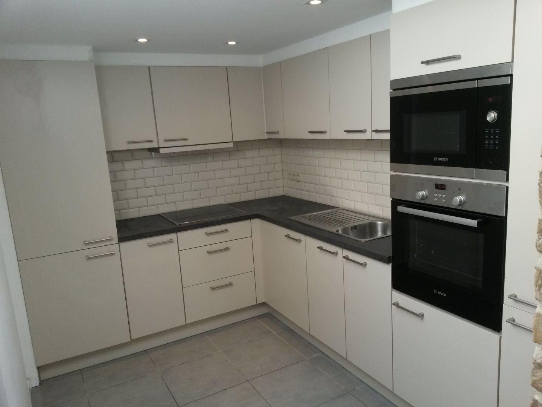 Keuken En Badkamer : Keuken en badkamer renovatie te gent de klussenier gratien de smet