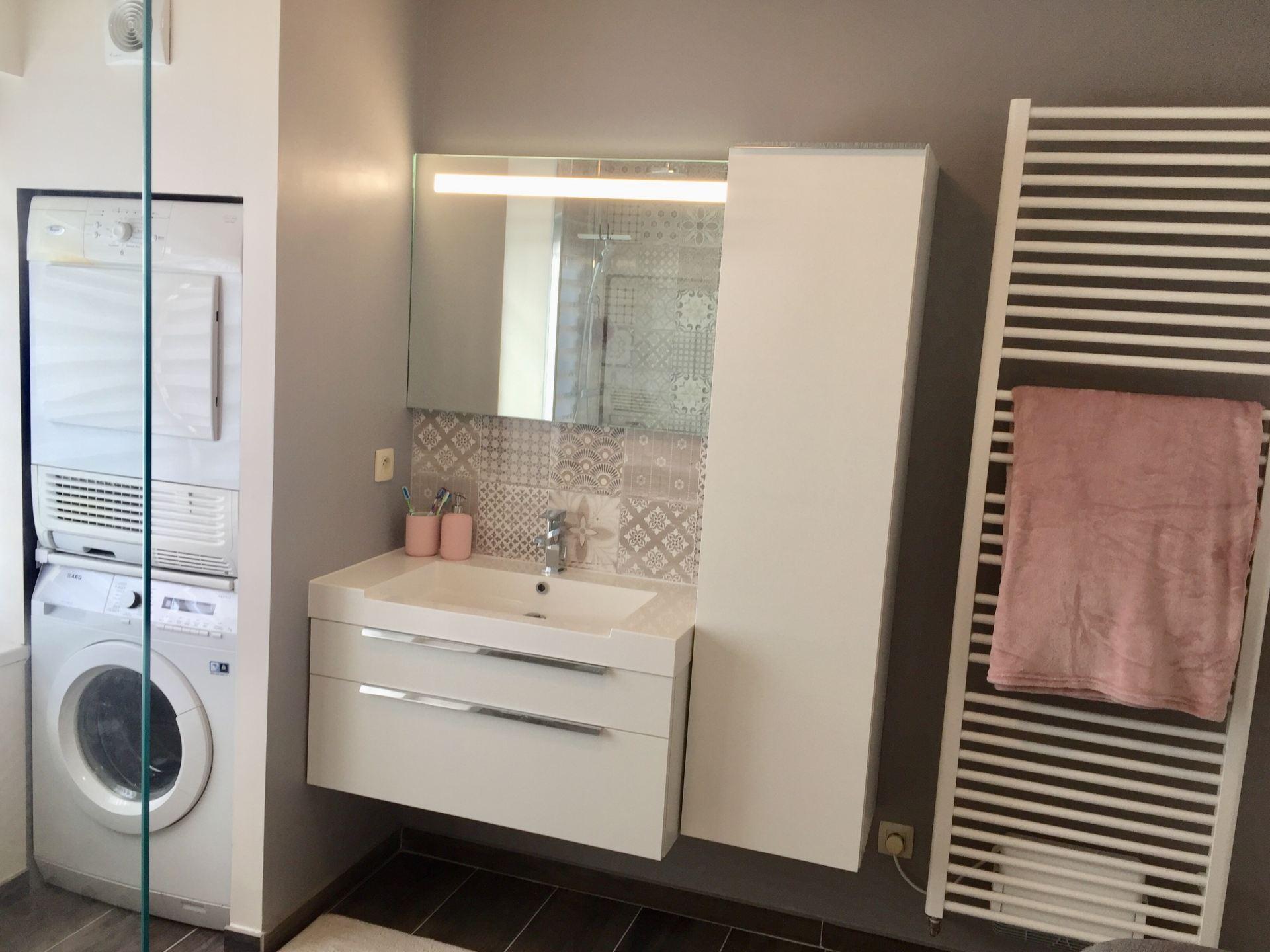 Badkamer Renoveren Aalst : Badkamer renovatie ninove de klussenier gratien de smet