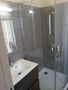 Renovatie badkamer te Schoonaarde