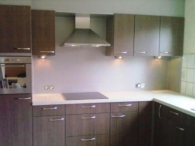 Keuken gerenoveerd te Beveren.