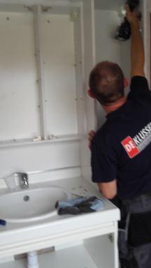 Badkamer Renovatie in Beveren