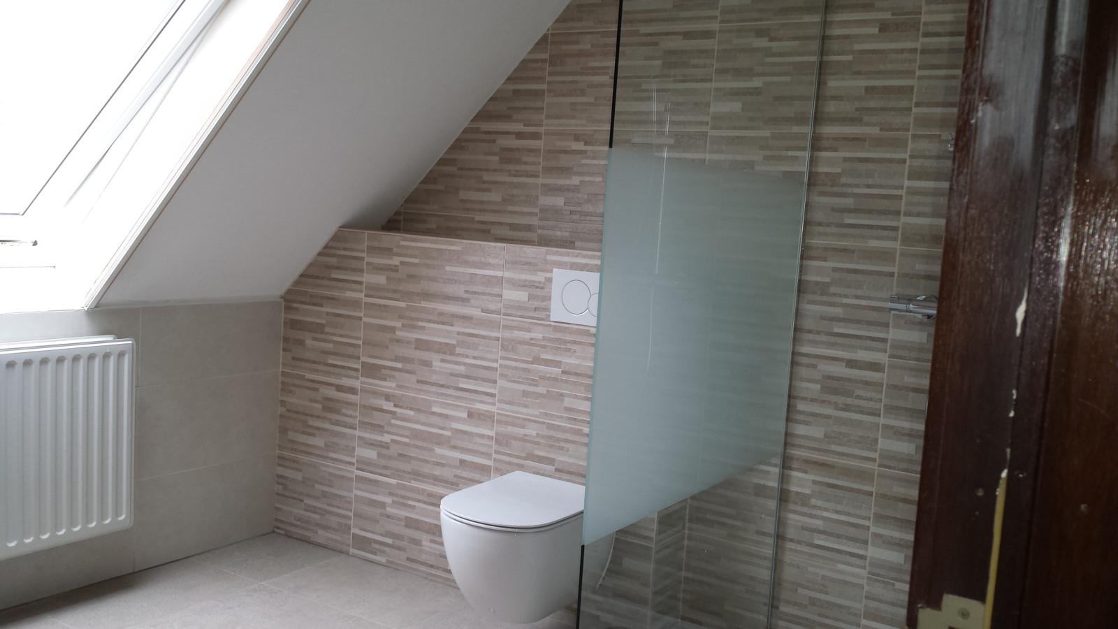 Douche Afvoer Renovatie : Badkamer renovatie in beveren de klussenier frankie coppens