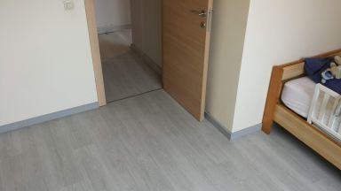 Vinyl vloer geplaatst in Sint-Niklaas