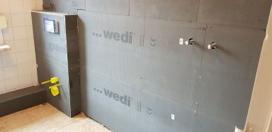 Renovatie badkamer te Kruibeke