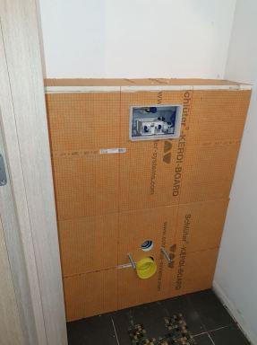 Toilet renovatie in Sint-Niklaas