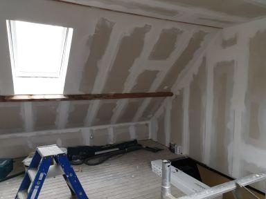 Zolder renovatie te Sint-Niklaas