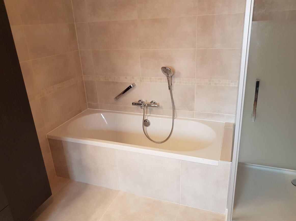 Badkamer Renovatie Venlo : Badkamer renoveren in leuven de klussenier filip vandenberghe
