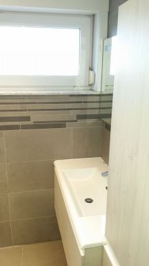 Badkamer renovatie te Kessel - Lo