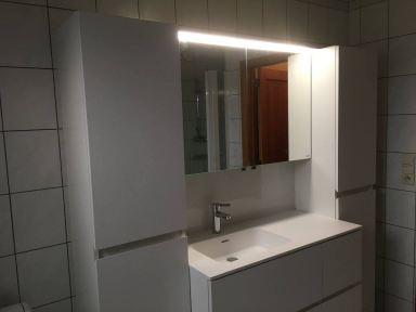 Badkamermeubel plaatsen te Schelle