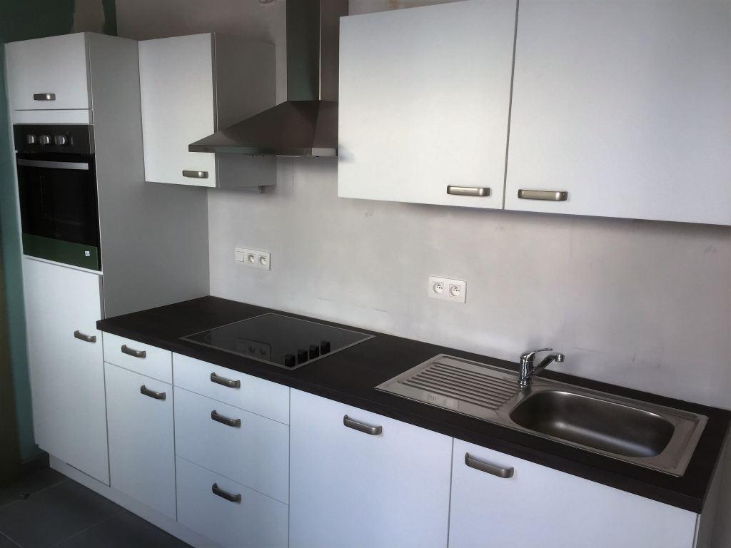 budgetvriendelijke keuken in Knokke