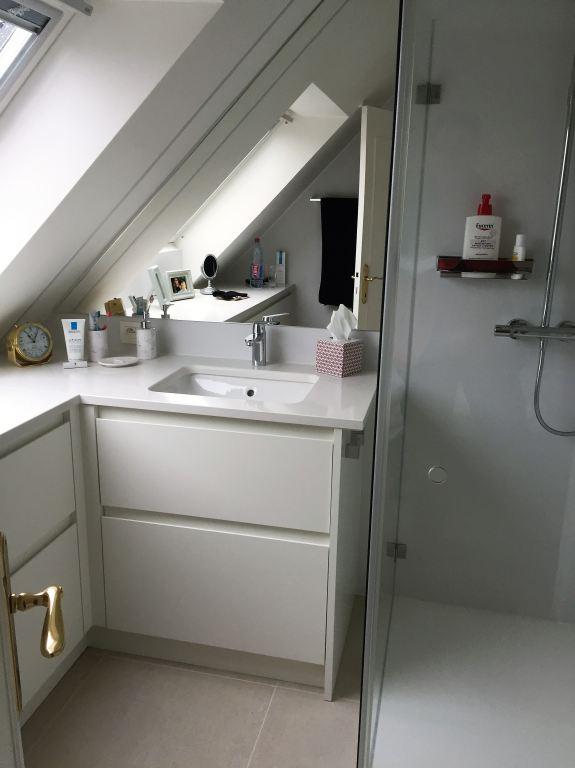 renovatie van badkamer in Knokke