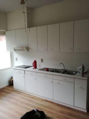 Keuken opgefrist in Scherpenheuvel