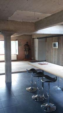 inrichten loft Leuven