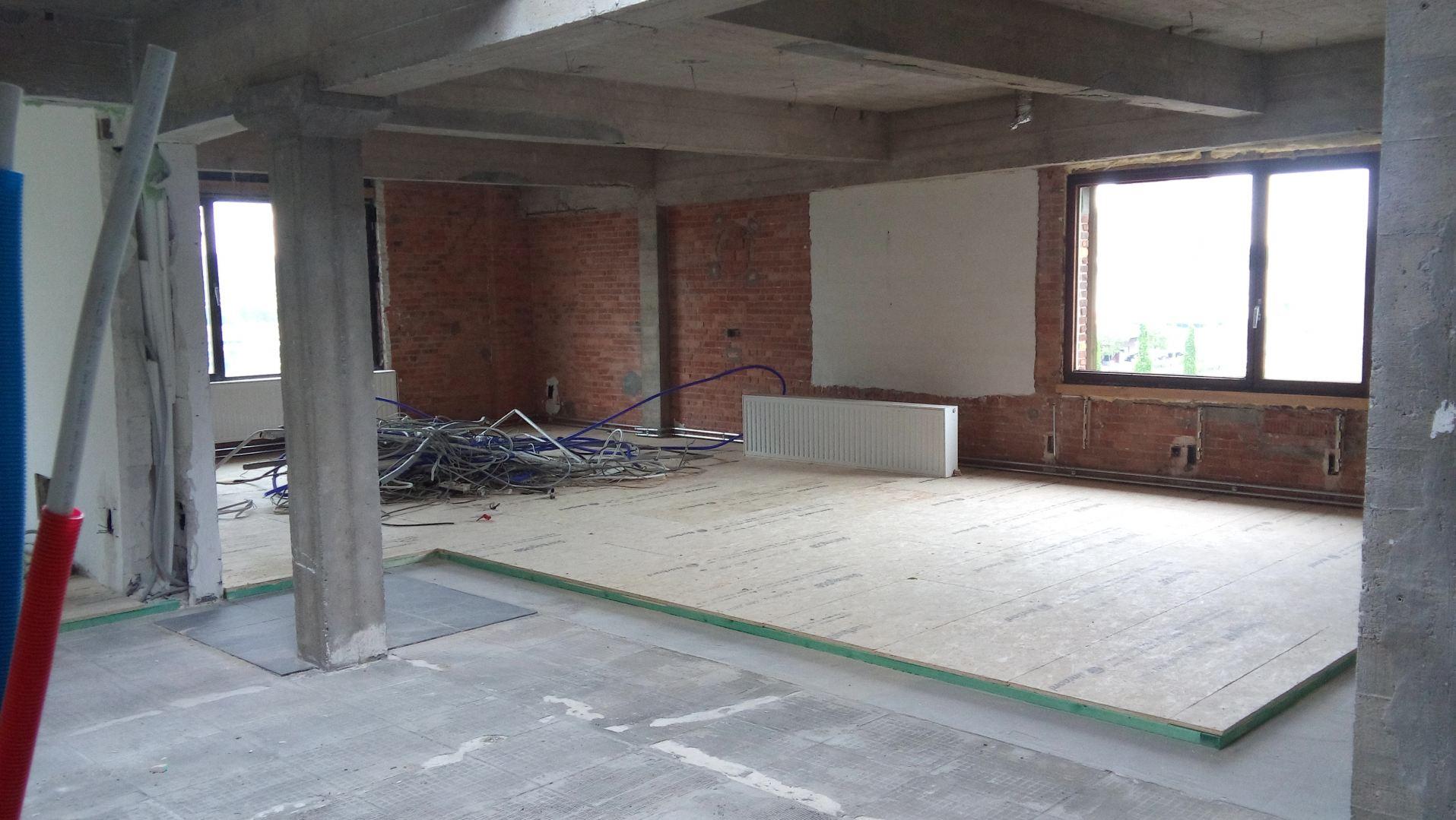 Renovatie Badkamer Leuven : Renovatie loft te leuven de klussenier christoph heylen