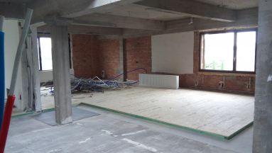 renovatie loft te Leuven