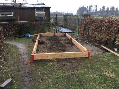 Maatwerk tuinhuis Liezele