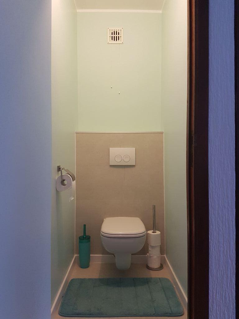 Toilet renoveren Diest