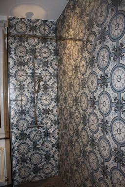 Badkamer renovatie Overijse Douche
