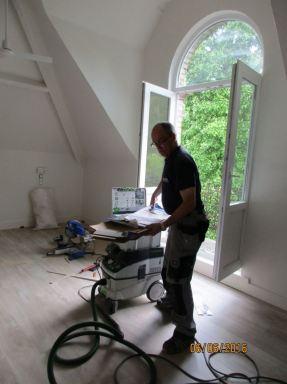 Renovatie Zolder Slaapkamer Hoeilaart