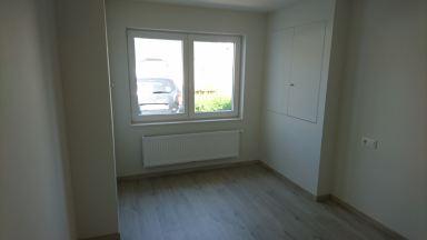 verbouwing van garage in master bedroom Tervuren