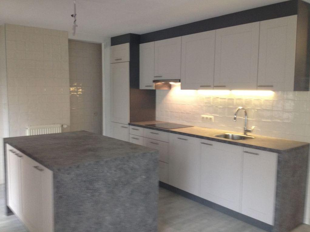 Keuken renovatie Aarschot