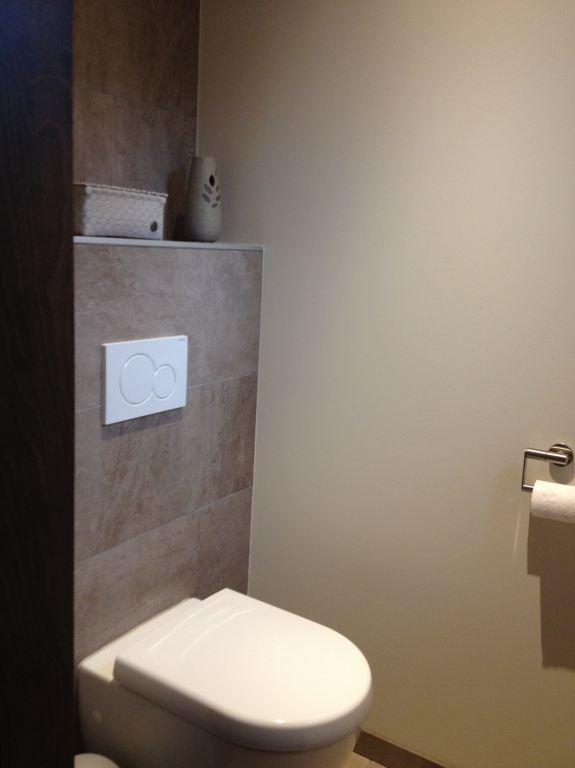 Toilet renovatie Langdorp