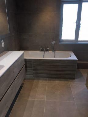 Badkamer renovatie Heusden-Zolder