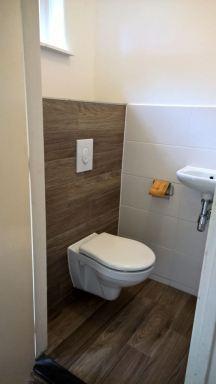 Toilet renovatie ,Ter Apel