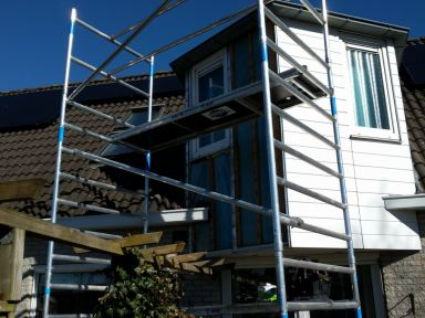Dakkapel , uitbouw renovatie Annen /stadskanaal