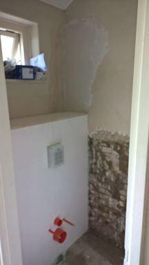 Toilet renovatie Ter Apel / Stadskanaal
