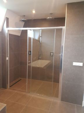 Badkamer nieuwbouw