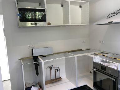 Ikea keuken den helder