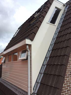 Schilderen dakkapel Beverwijk