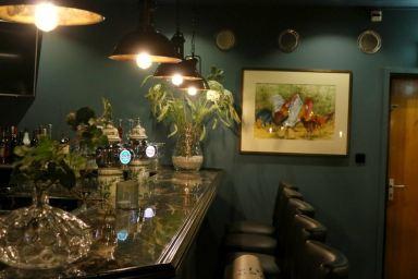 "Restaurant ""The Old Rooster"" verbouwen West-Knollendam"