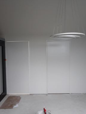 Zolder - wanden en deuren plaatsen te Nijmegen